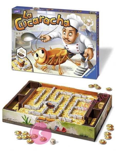 La Cucaracha juego de mesa