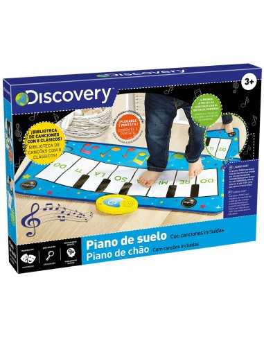 Piano de Suelo Discovery