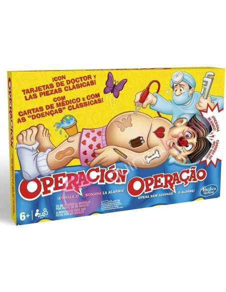 Operación Hasbro