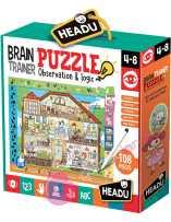 Brain Trainer Puzzle...