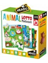 Animal Lotto Montessori -...