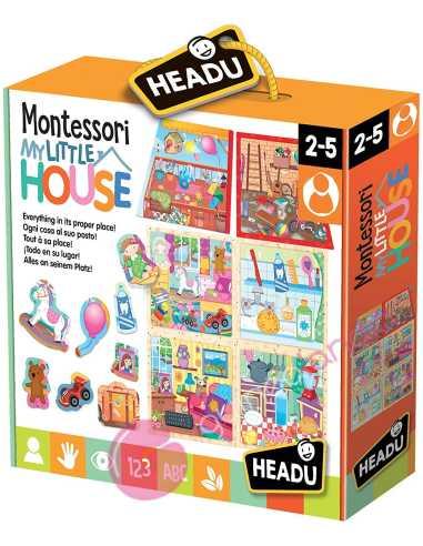 Montessori My Little House - Headu