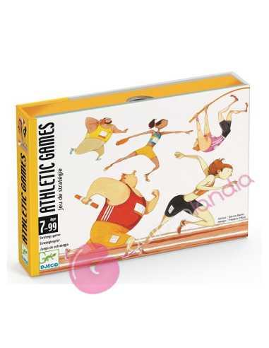 Athletic Games - Juego de cartas