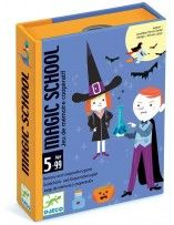 Magic School - Juego de cartas