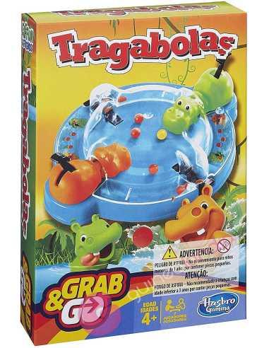 Tragabolas - Viaje