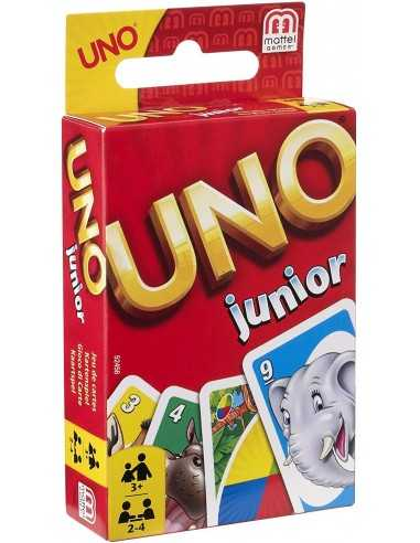Cartas UNO Junior Mattel