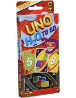 Cartas UNO H2O To Go - Mattel