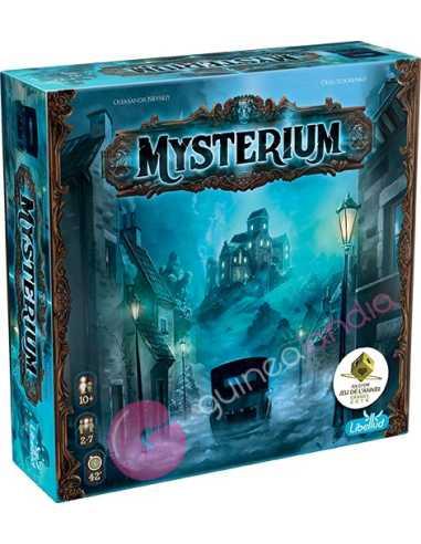 mysterium juego