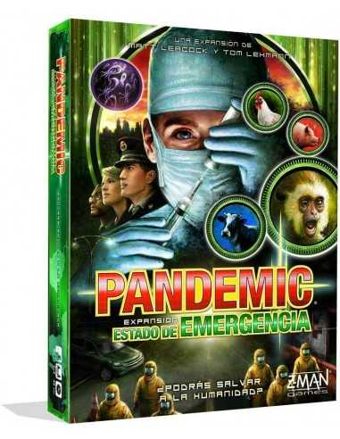 Pandemic - Estado de Emergencia