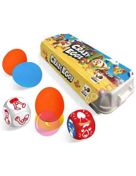 Crazy Eggz juego de mesa