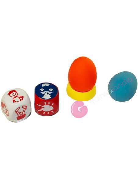 Crazy Eggz juego