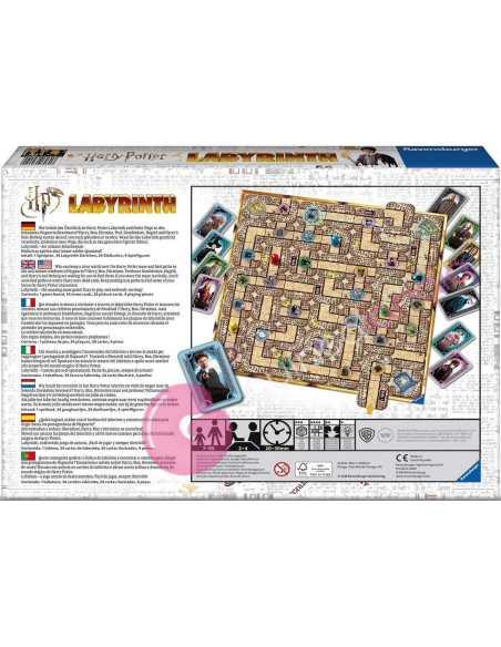 Harry Potter Labyrinth juego de mesa