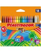 Bic Kids Plastidecor 18