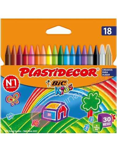 Bic Kids Plastidecor 18