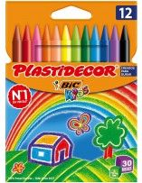 Bic Kids Plastidecor 12