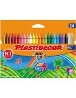 Bic Kids Plastidecor 24