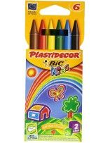 Bic Kids Plastidecor 6