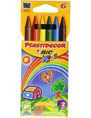 Bic Kids Plastidecor 6