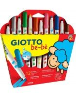 Giotto be-bè 12 Rotuladores