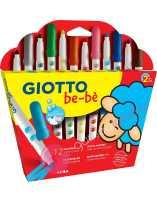 Giotto be-bè 12 Rotuladores