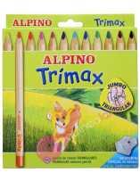 Alpino Trimax - Estuche 12...