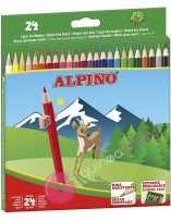 Alpino Lápices de Colores 24
