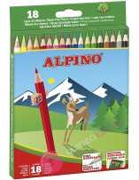 Alpino Lápices de Colores 18