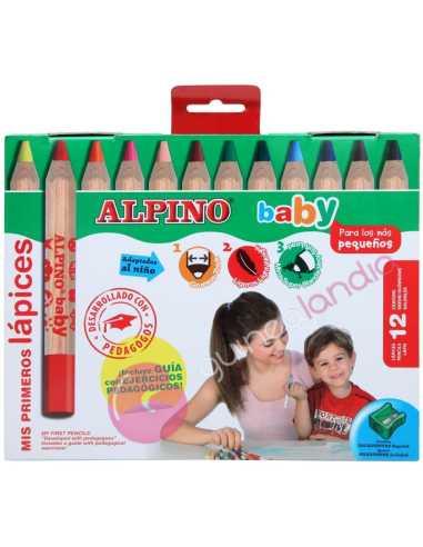 Alpino Baby - Estuche 12