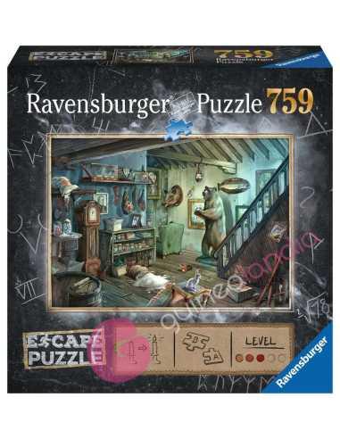 Escape puzzle - En la cámara de los...
