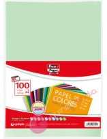 Papel Colores Pastel A4 100...