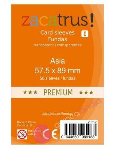 Fundas Zacatrus Asia Premium (57,5 x...