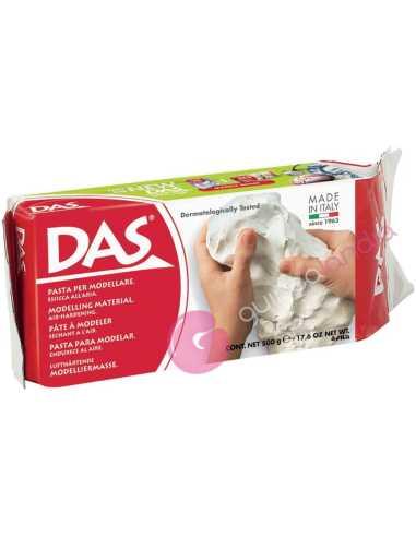 Pasta para Modelar - Das 500g  (Blanco)