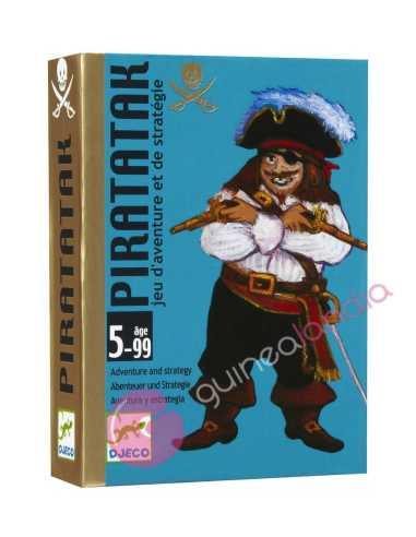 Piratatak - Juego de Cartas