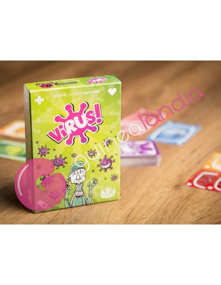 Virus! Juego de cartas