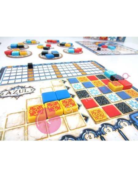 Azul juego de mesa