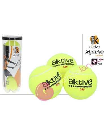 Pelotas de tenis Aktive
