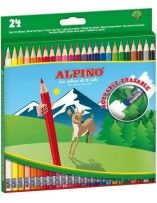 24 Lapiceros Alpino Color...