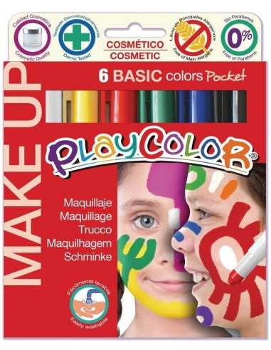 Maquillaje Playcolor Make UP Basic 6...