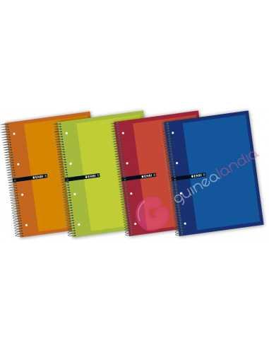 Cuaderno A4 Microperforado 5x5 160...