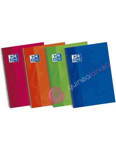 Cuaderno 4º 80 Hojas 1 Línea Tapa...