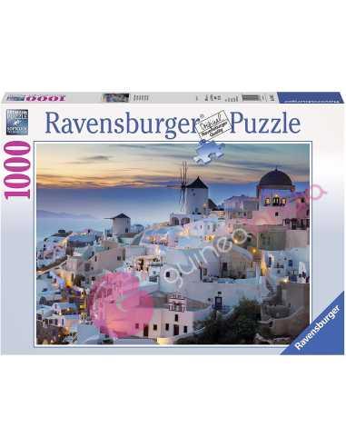 Santorini Puzzle 1000 piezas