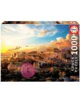 Acrópolis de Atenas Puzzle...