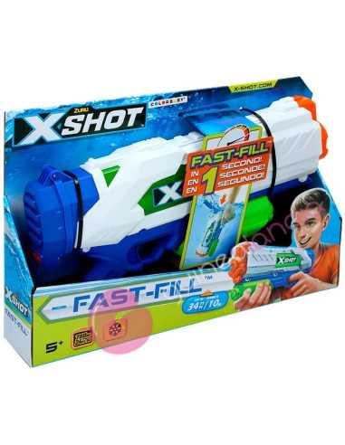 Pistola Agua Fast-Fill X-Shot