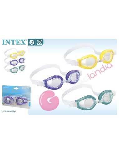 Gafas de natación Intex 3-8A 3/S