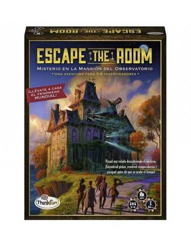 Escape the Room: Misterio en la...