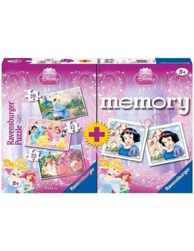 Princesas Disney Multipack Memory + 3...