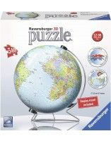 Puzzle 3D Globo 540 piezas