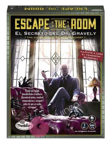 Escape the Room: El secreto del Dr....