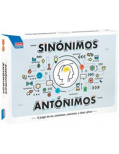 Sinónimos Y Antónimos - Falomir