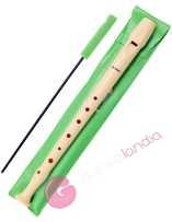 Flauta Escolar Hohner Verde